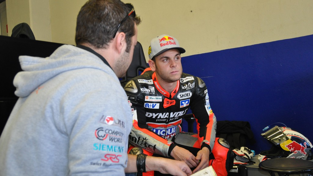Sandro Cortese, Intact G.P., Jerez Test