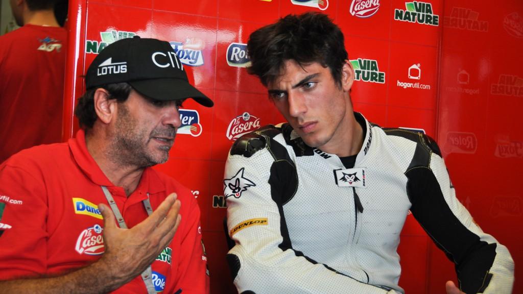 Axel Pons, AGR, Jerez Test