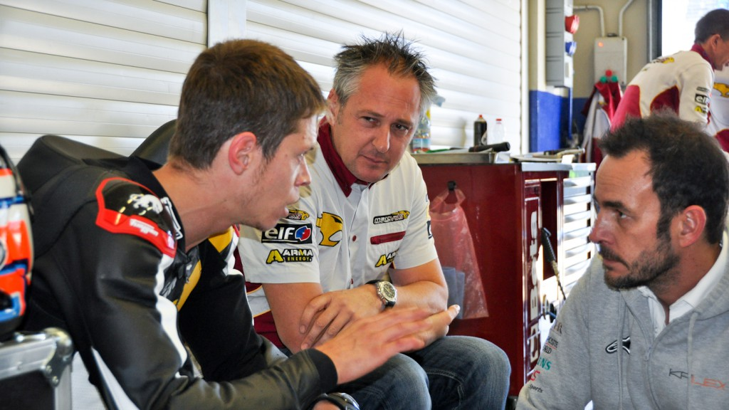 Tito Rabat, Marc VDS Racing Team, Jerez Test