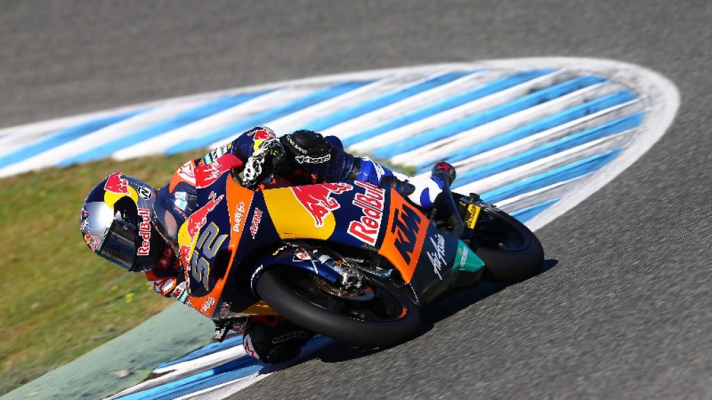 Danny Kent, Ajo Motorsport, Jerez Test
