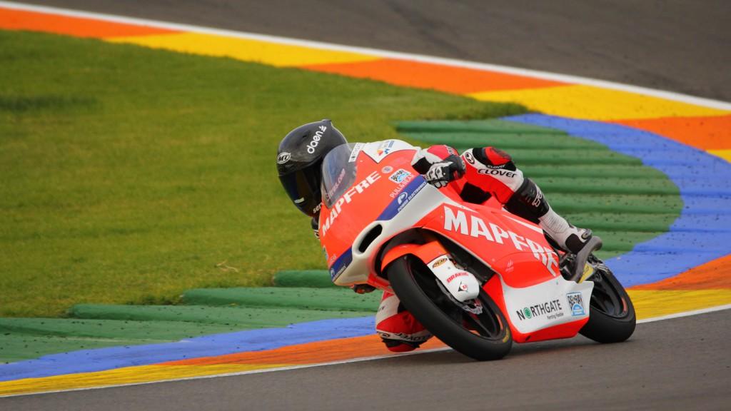Juanfran Guevara, Mapfre Aspar Team Moto3, Test Valencia Moto3
