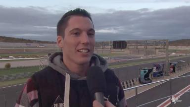 Aleix Espargaro on running CEV Repsol team
