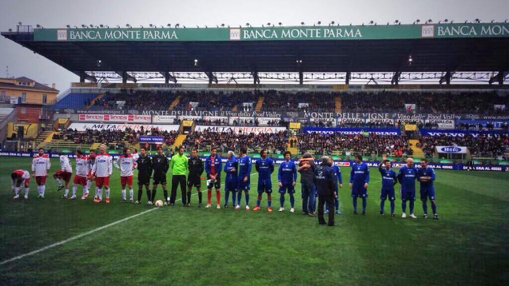 Football game Tribute Marco Simoncelli