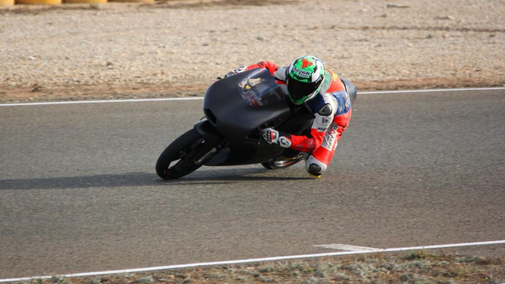 Enea Bastianini, GO&FUN Gresini Moto3, Almería Test