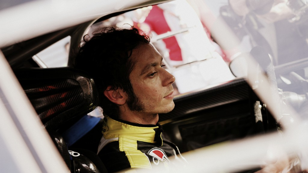 Valentino Rossi, Monza Rally Show