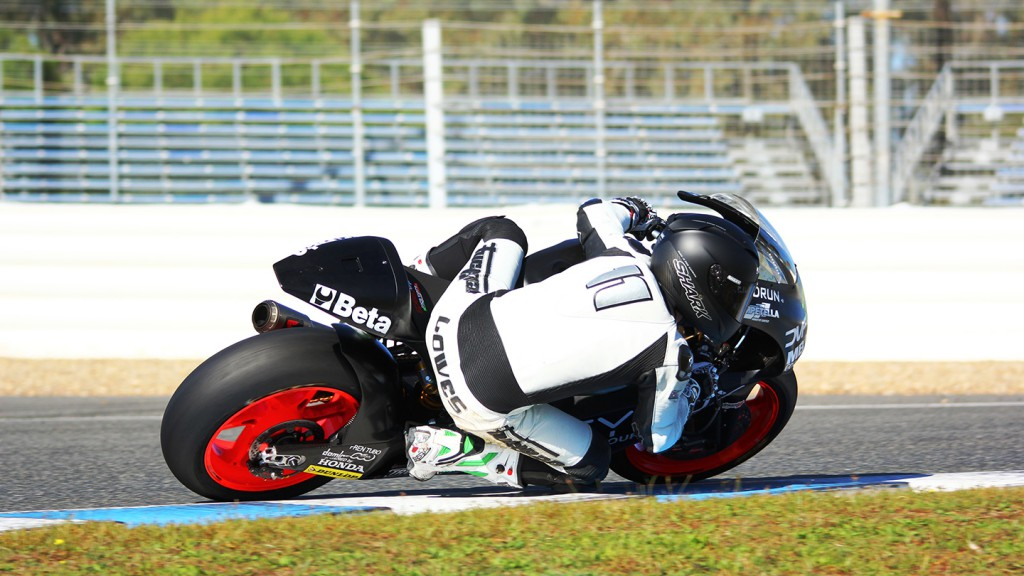 Sam Lowes, Speed Up - Jerez Moto2™ Test