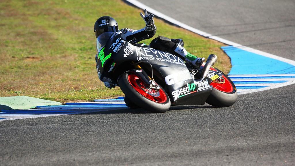 Sam Lowes, Speed Up - Jerez Moto2™ Test