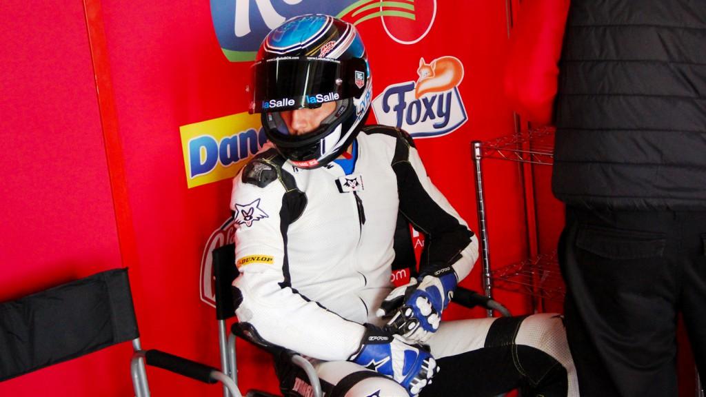 Axel Pons, Arguiñano & Gines Racing, Almería Test