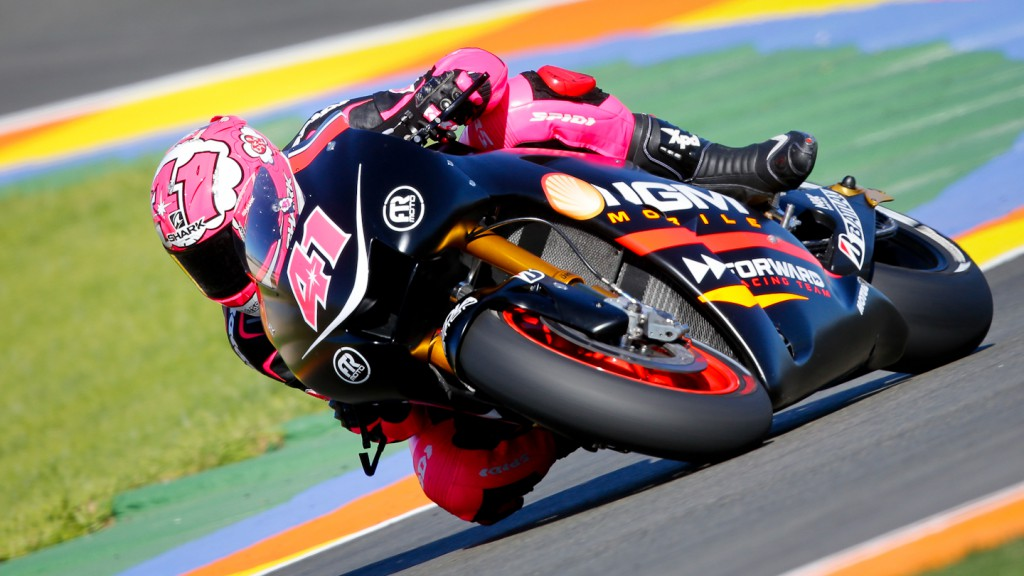 Aleix Espargaro, NGM Mobile Forward Racing