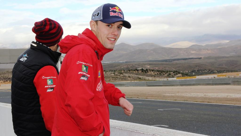 Jonas Folger, AGR, Almeria Test