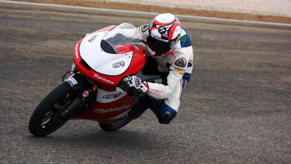 Alessandro Tonucci, CIP Moto3, Almeria Test
