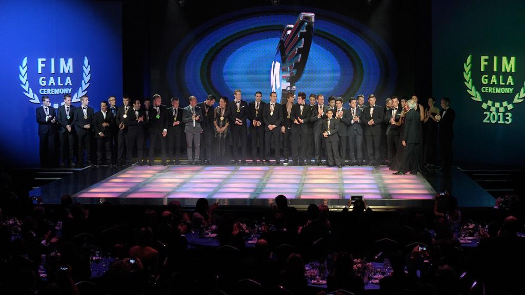 2013 FIM Gala Ceremony