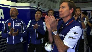 Lin Jarvis reviews Yamaha's 2013 season