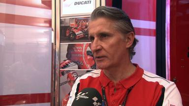 Ducati's Paolo Ciabatti looks ahead to 2014