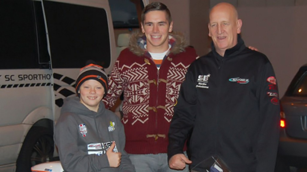 Scott Redding & Young Riders Academy