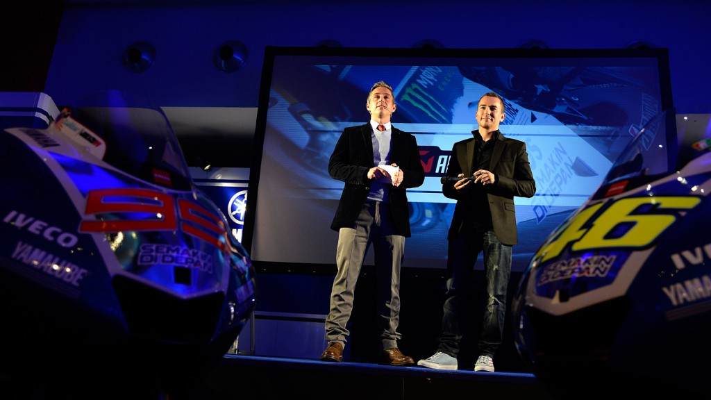 Jorge Lorenzo, The Journey Event in Milano