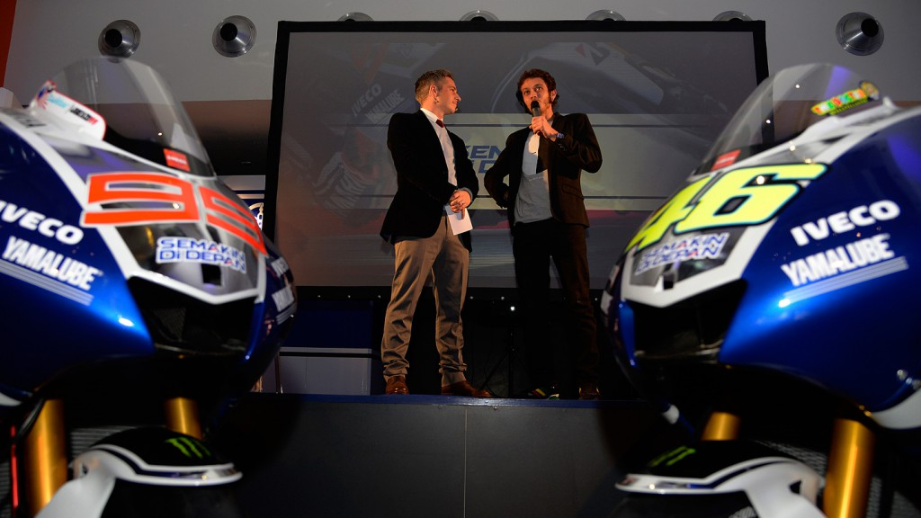 Valentino Rossi, The Journey Event in Milano
