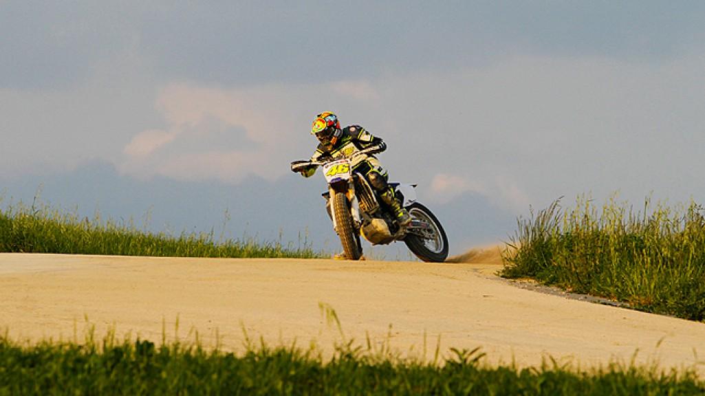 Valentino Rossi, Enduranch 2013