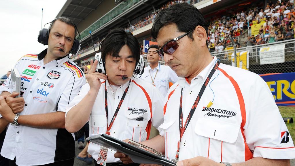 Hiroshi Yamada, Bridgestone