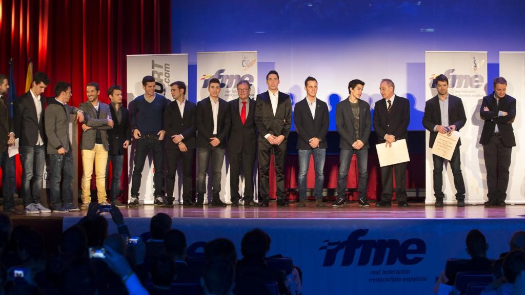 Gala de Campeones 2013 RFME