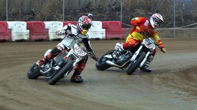 Marquez & Baker prepare for Superprestigio DTX