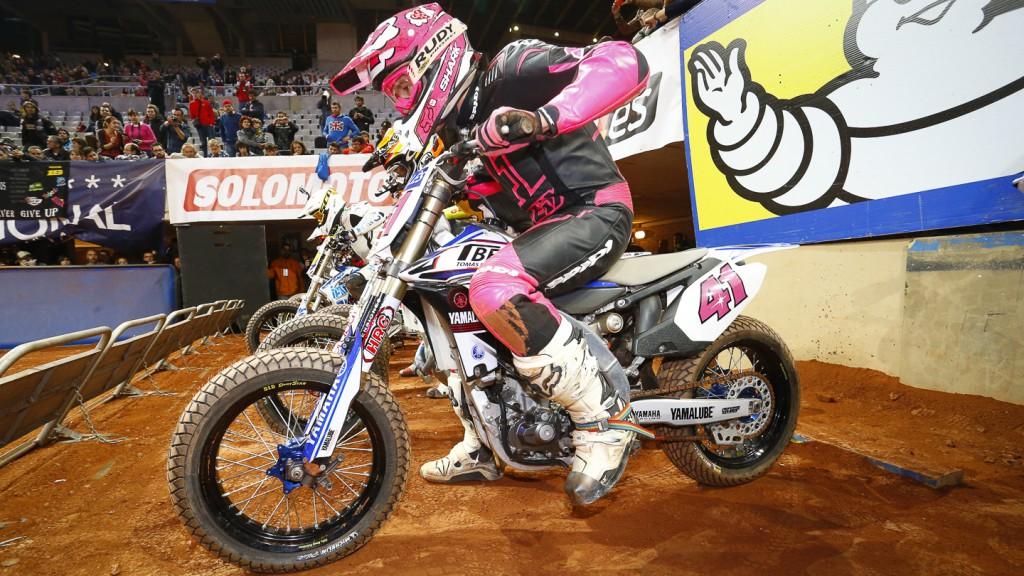 Aleix Espargaro, 2014 Superprestigio Dirt Track