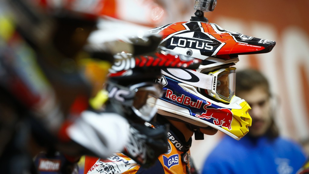 Marc Marquez, 2014 Superprestigio Dirt Track