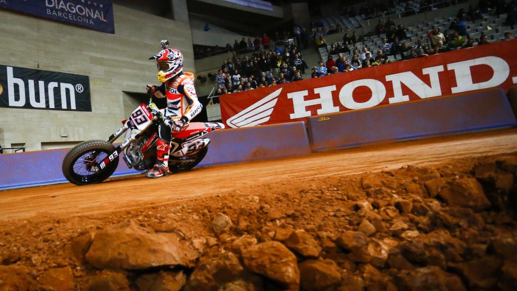 Marc Marquez, 2014 Superprestigio Dirt Track