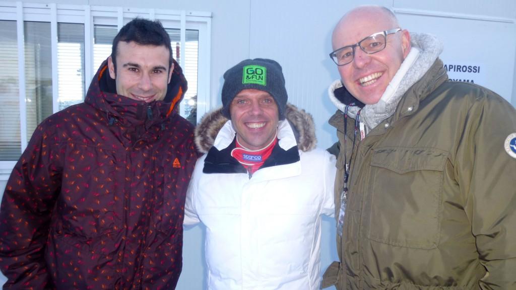 Toni Bou, Loris Capirossi, Jordi Tarres - 2014 BPA GSeries