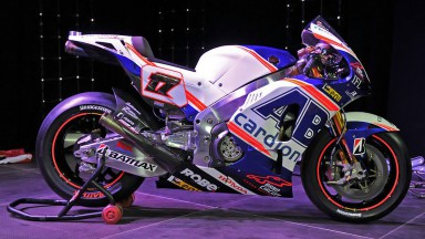 Honda RCV1000 R, Cardion AB Racing presentation
