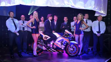 Karel Abraham, Cardion AB Racing presentation