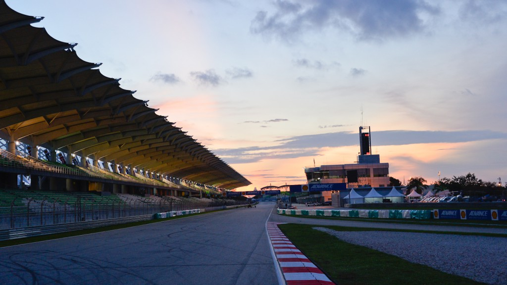Test Sepang preview
