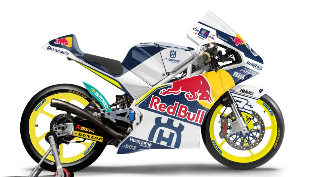 Husqvarna Moto3, Red Bull Husqvarna Factory Racing