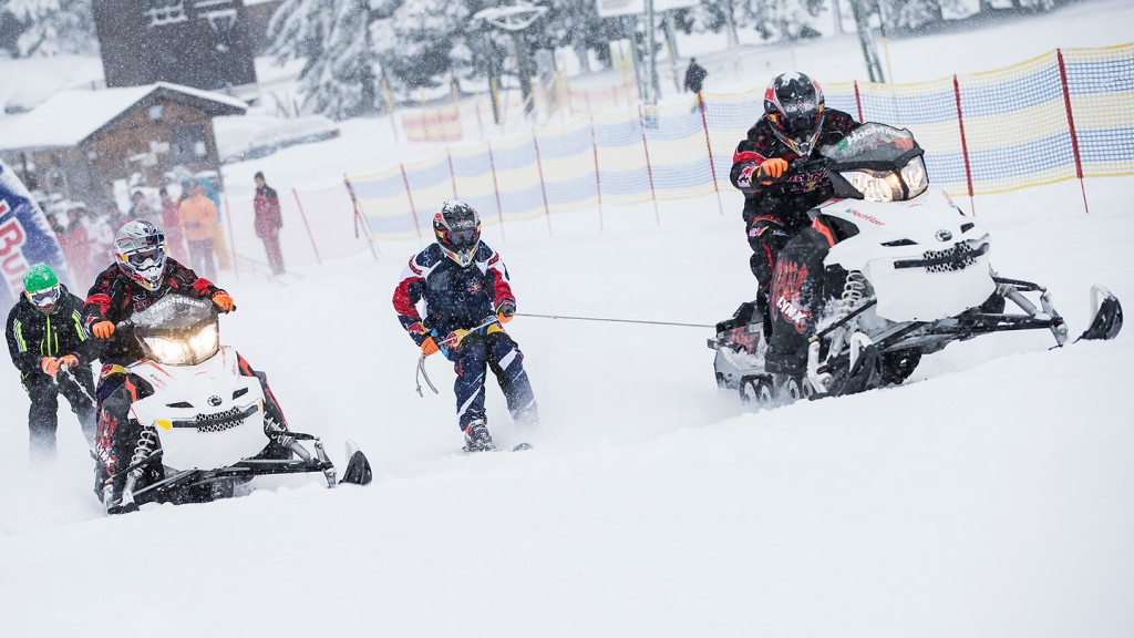 Red Bull Event, Kitzbuhel