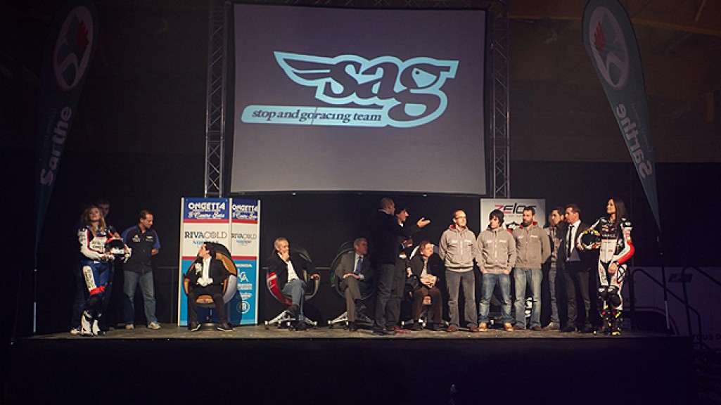 Stop and GO Racing Team presentaion