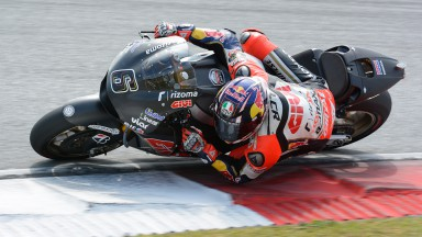 Stefan Bradl, LCR Honda MotoGP - Sepang Official MotoGP Test 1 © Milagro