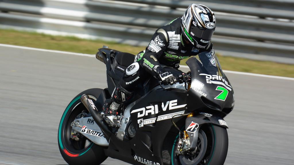 Hiroshi Aoyama, Drive M7 Aspar - Sepang Official MotoGP Test 1 © Milagro