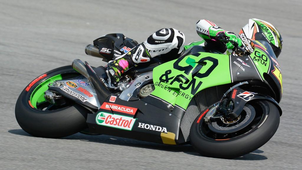 Alvaro Bautista, GO&FUN Honda Gresini - Sepang Official MotoGP Test 2 © Milagro