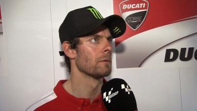 Crutchlow: 'It's clear we have some work to do'