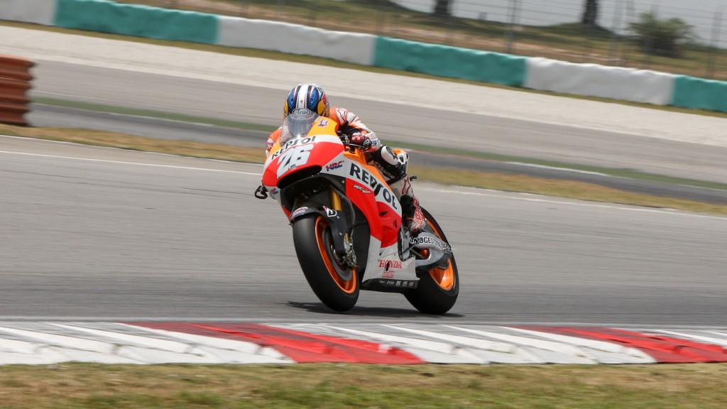 Dani Pedrosa, Repsol Honda Team - Sepang Official MotoGP Test 1 © Milagro