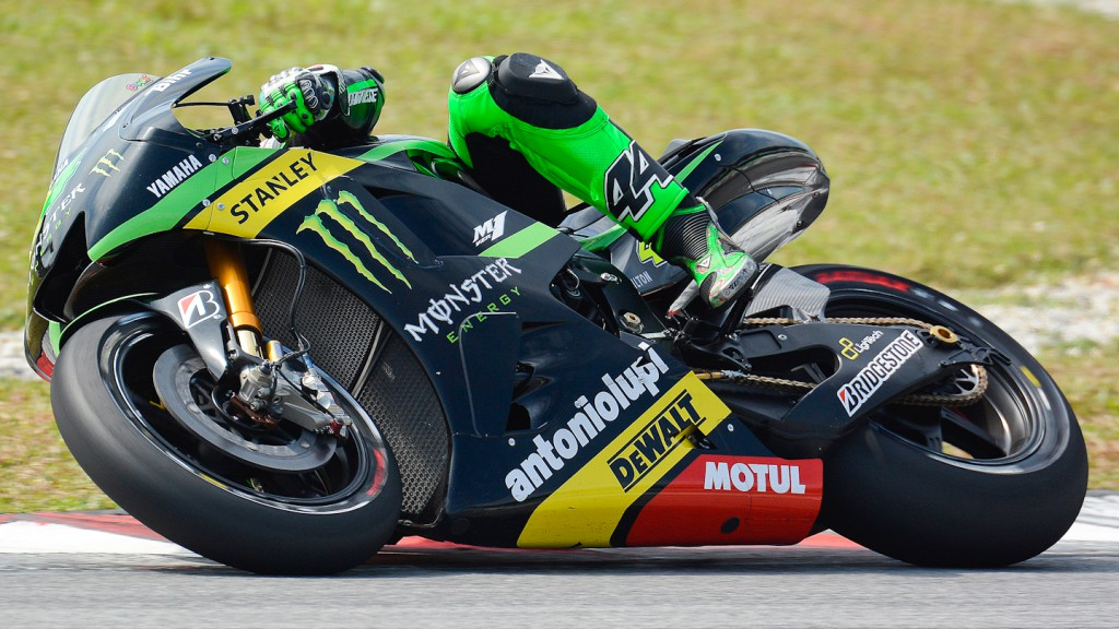 Pol Espargaro, Monster Yamaha Teh 3 - Sepang Official MotoGP Test 2 © Milagro