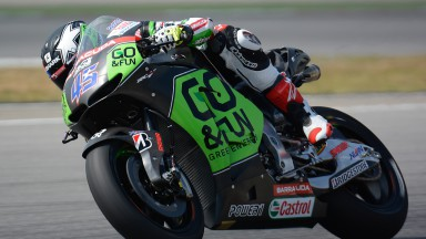 Scott Redding, GO&FUN Honda Gresini- Sepang Official MotoGP Test 1 © Milagro