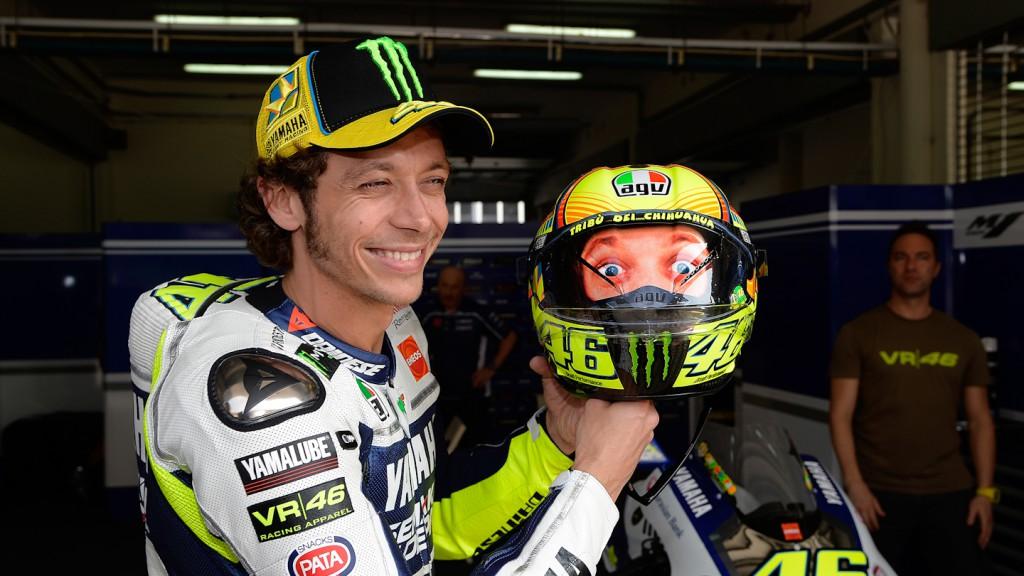 Valentino Rossi, Yamaha Factory Racing - Sepang Official MotoGP Test 1 © Milagro