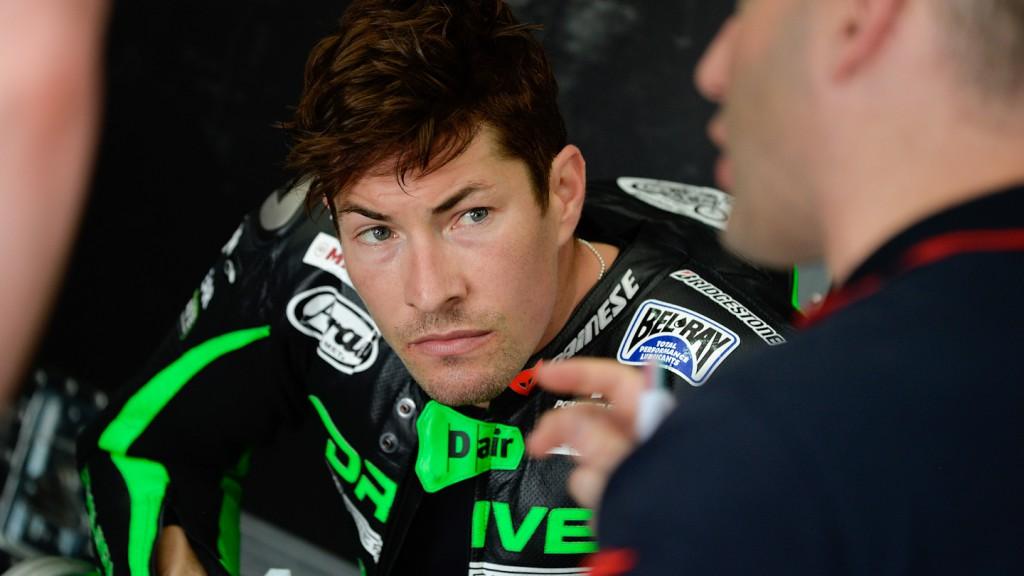 Nicky Hayden, Drive M7 Aspar- Sepang Official MotoGP Test 1 © Milagro