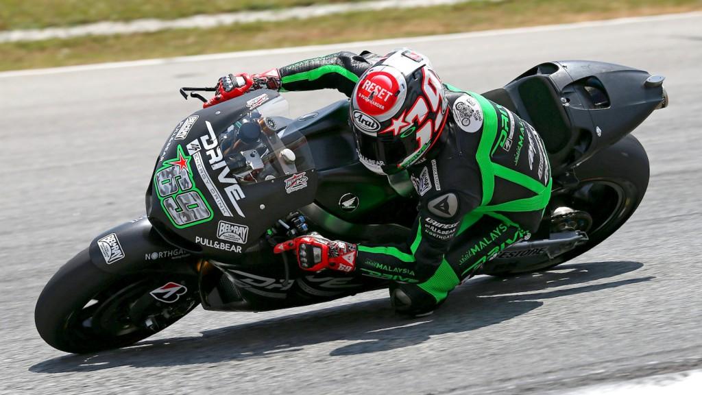 Nicky Hayden, Drive M7 Aspar- Sepang Official MotoGP Test 2
