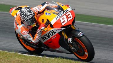 Marc Marquez, Repsol Honda Team - Sepang Official MotoGP Test 1 © Milagro