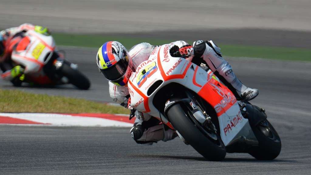 Yonny Hernandez, Pramac Racing - Sepang Official MotoGP Test 1 © Milagro