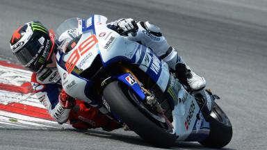 Jorge Lorenzo, Yamaha Factory Racing - Sepang Official MotoGP Test 1 © Milagro