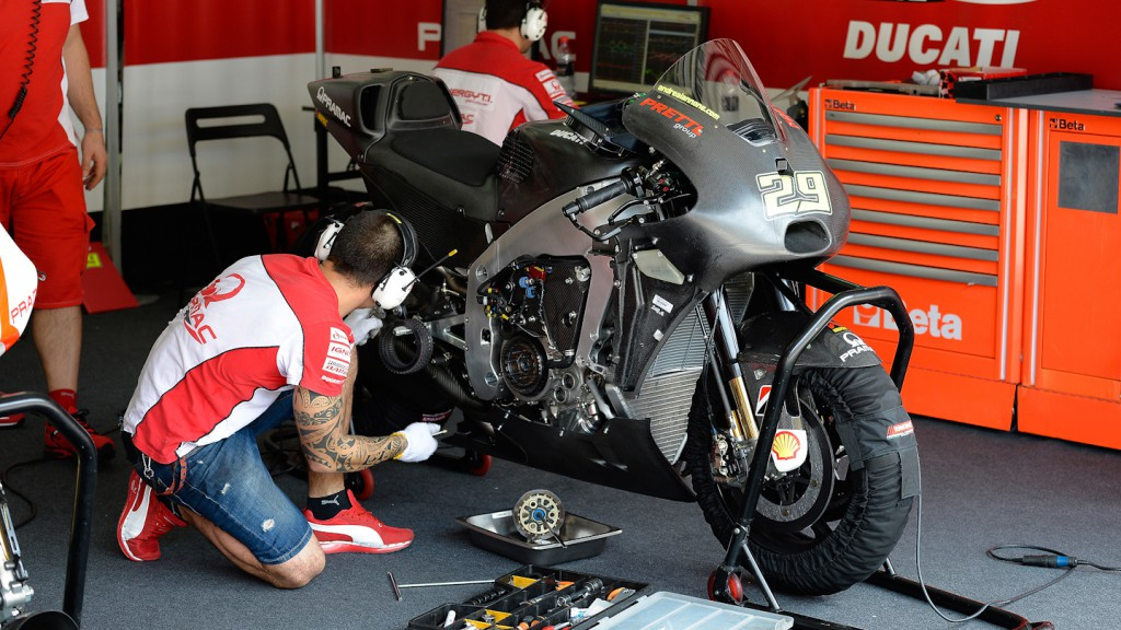 Pramac Racing - Sepang Official MotoGP Test 1 © Milagro