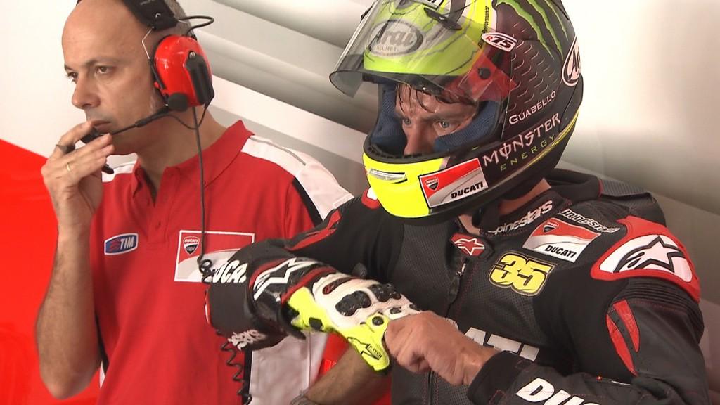 Cal Crutchlow, Ducati Team - Sepang Official MotoGP Test 1